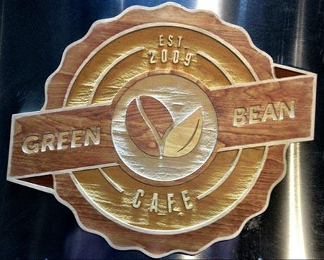 Green Bean Sandblasted
